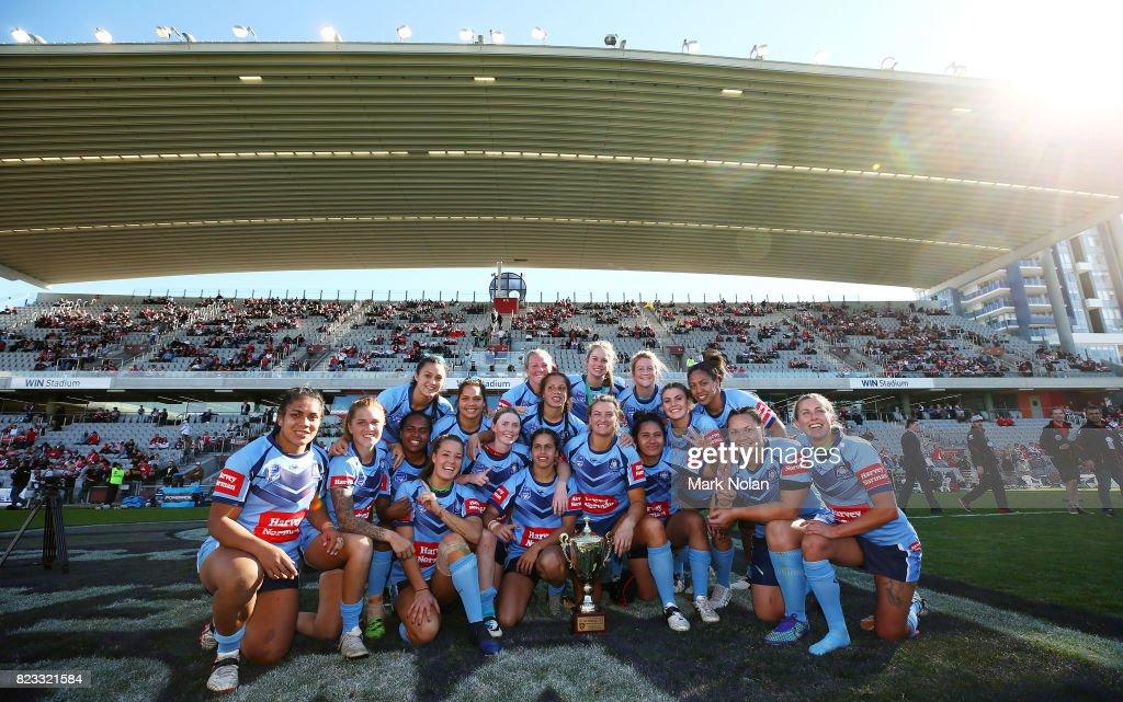 Women's Interstate Challenge - NSW v QLD : News Photo