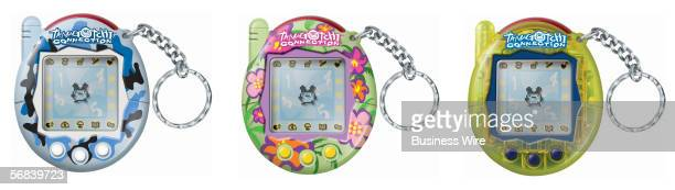 The new Tamagotchi Connection Version 3 from Bandai America Inc features a wide variety of new colors and design styles including Jungle Camouflage...