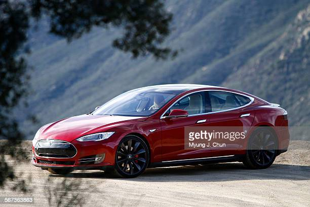 The new Tesla Model S P85D produces extra power with the addition of a second electric motor putting out the equivalent of 691 horsepower It's priced...