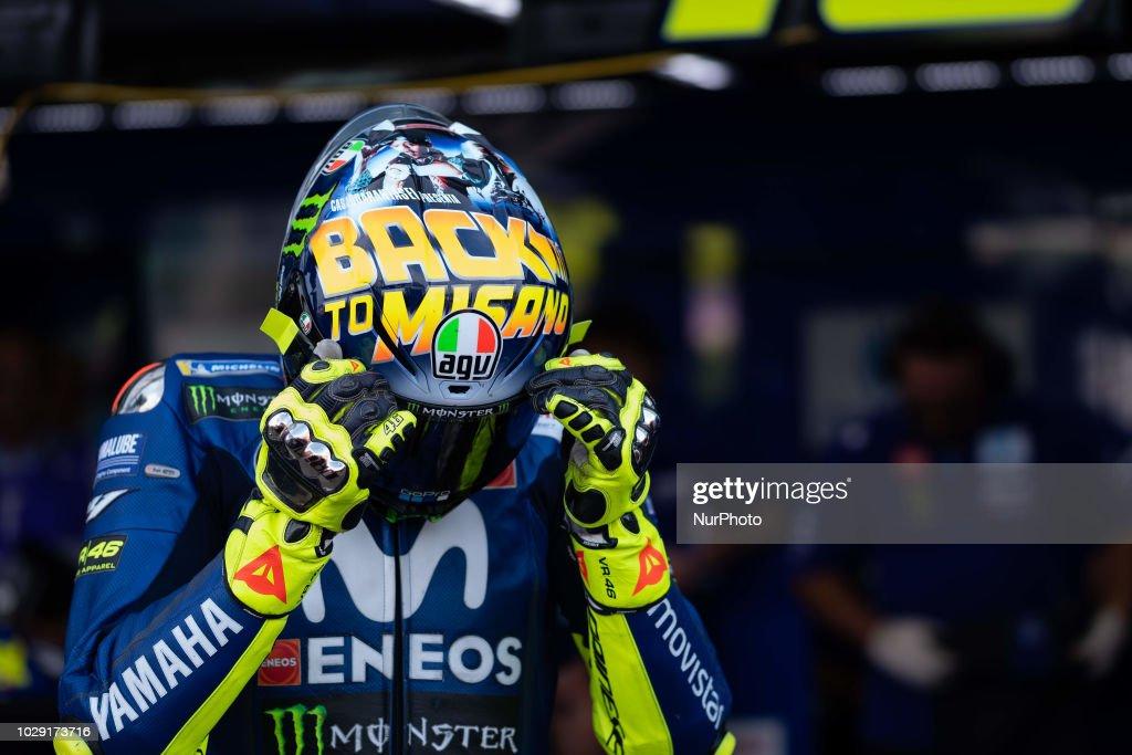 MotoGP of San Marino - Free Practice : News Photo
