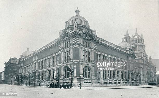 ''The new Victoria and Albert Museum opened on June 26th, 1909', c1909. From The Connoisseur Vol. XXIV. [Otto Limited, London, 1909]Artist: Unknown.