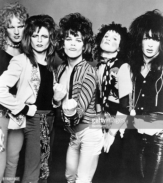 The New York Dolls are one of the first rock bands to come out of New York City since Andy Warhol unveiled the Velvet Underground in the mid1960s...
