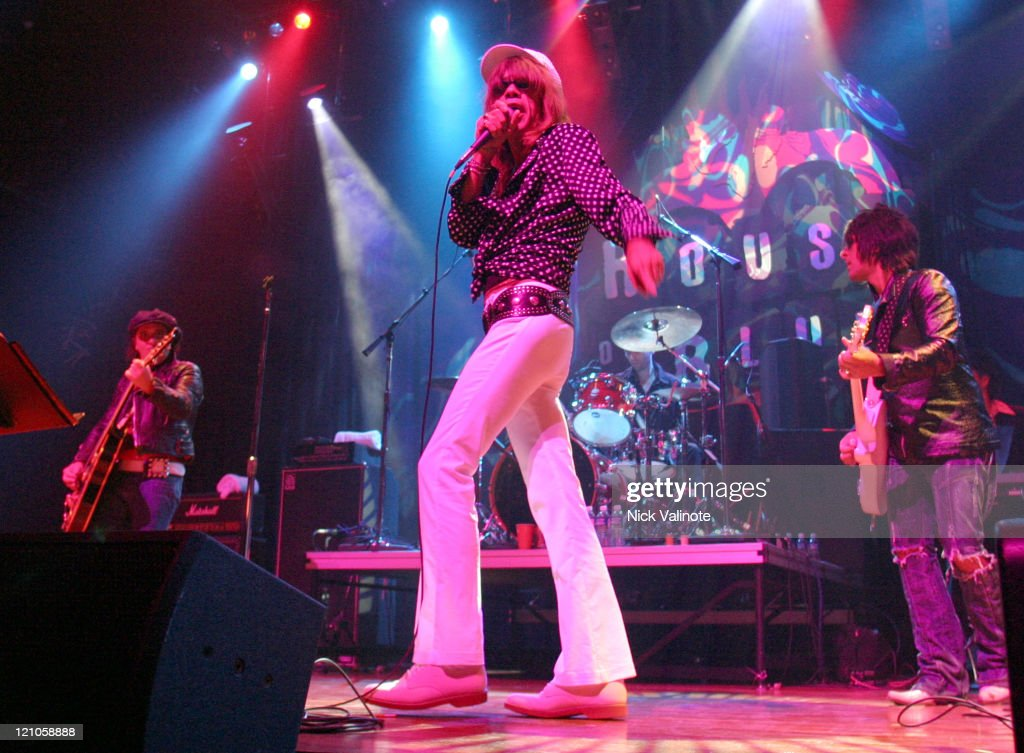 The New York Dolls in Concert at the House of Blues in Atlantic City - August