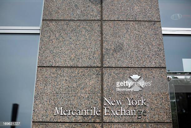 The New York Mercantile Exchange building stands in New York US on Wednesday May 29 2013 CME Group Inc the world's largest futures exchange hired...