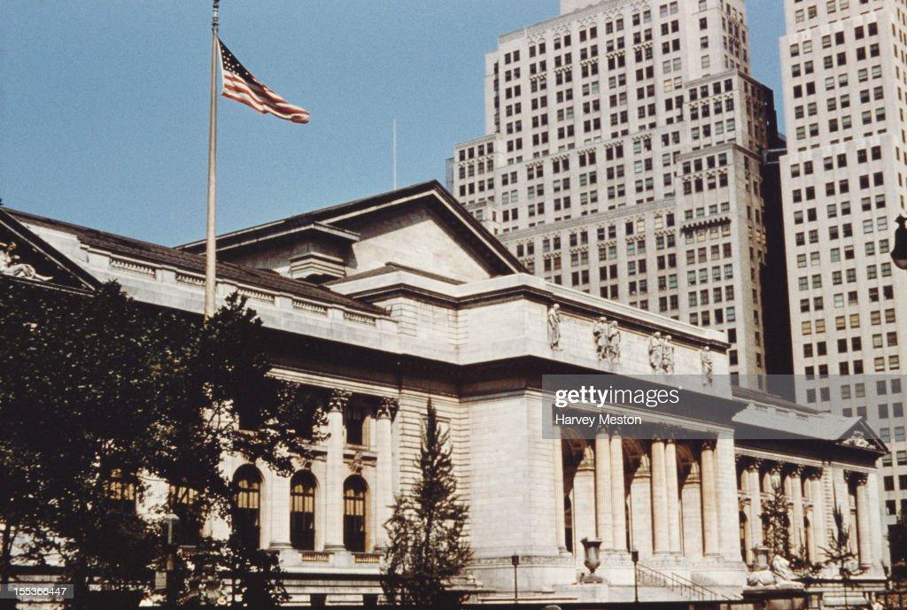 New York Public Library : News Photo
