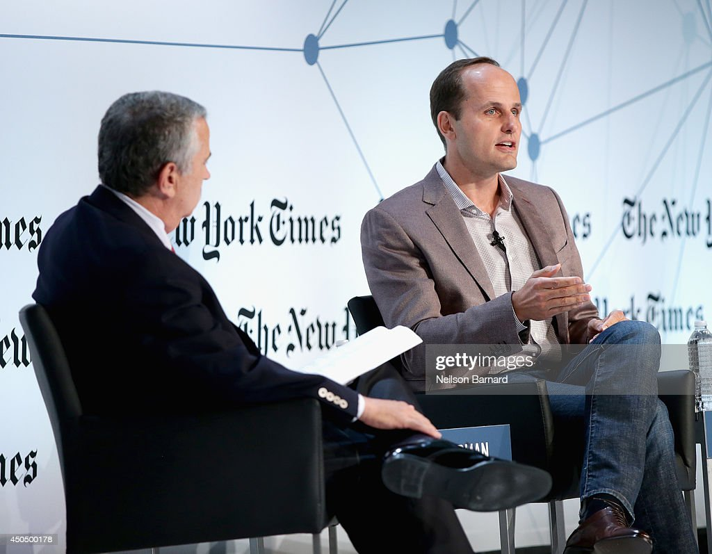 The New York Times Next New World Conference : News Photo