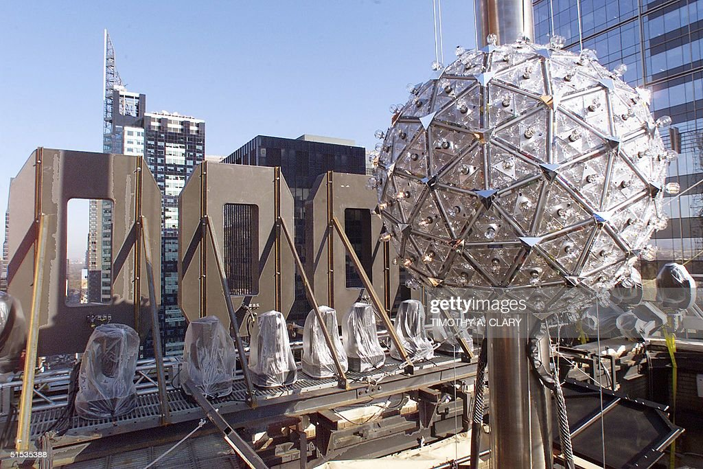 Image result for Waterford Crystal Ball Times Square schematics construction