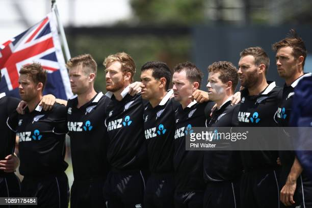 60 Top New Zealand National Cricket Team Pictures, Photos