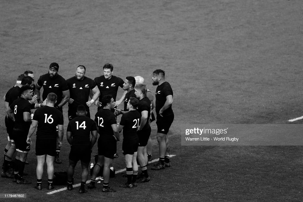 New Zealand v Namibia - Rugby World Cup 2019: Group B : ニュース写真