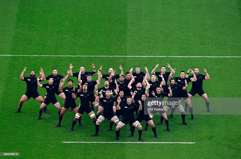South Africa v New Zealand - Semi Final: Rugby World Cup 2015 : News Photo