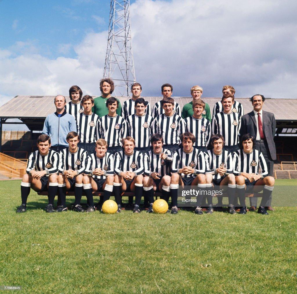 Newcastle United Squad : News Photo