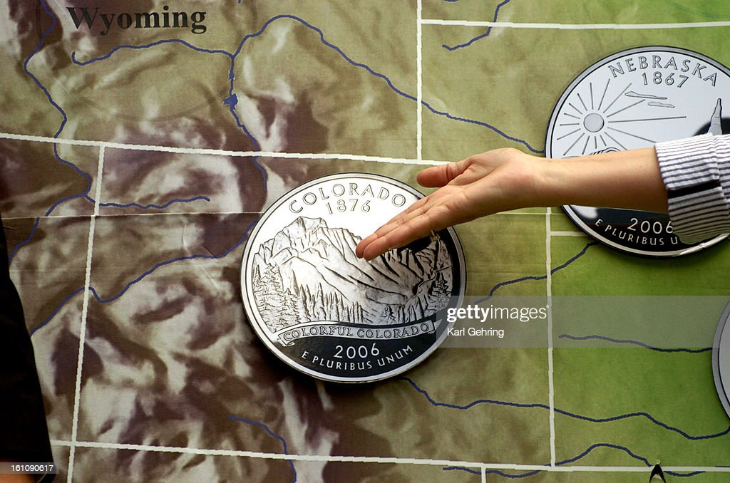 The newest quarter in the United States Mint's 50 State ... on quarter display map, 50 state quarters sheet printable, 50 state flag map, national park quarter map, 50 states coin map, state series quarters collector map, 50 state name map, us quarter map, quarter collection map, all 50 states and capitals map,