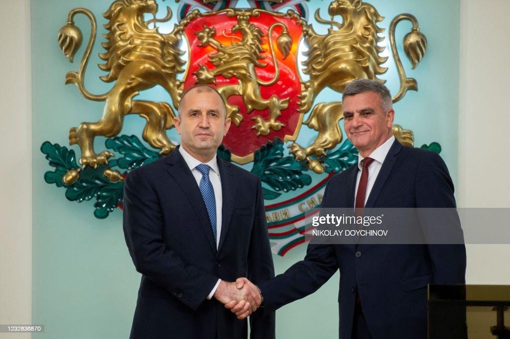 BULGARIA-POLITICS-VOTE-GOVERNMENT-ELECTION-PARLIAMENT : Fotografía de noticias