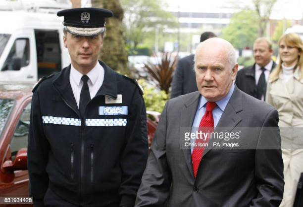 The newly appointed Home Secretary John Reid arrives in Portsmouth with Hampshire Police Chief Constable Paul Kernaghan to meet the team hunting down...