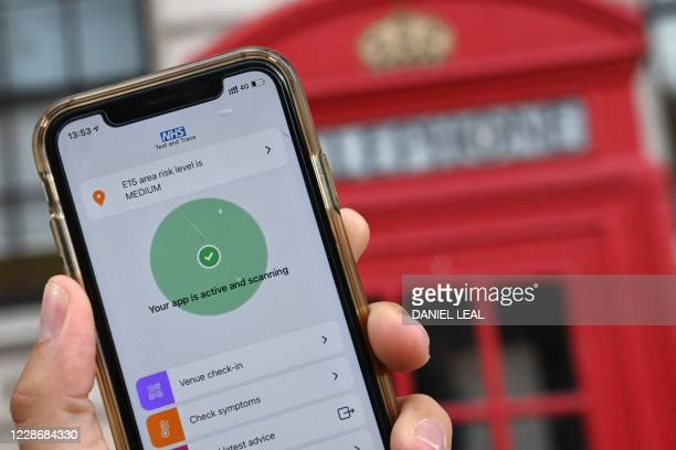 The newly launched contact tracing app, which uses Bluetooth technology to alert users if they spend 15 minutes or more within two metres of another...