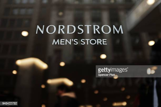7fbf192380a The newly opened Nordstrom menÕs store stands in Manhattan on April... News  Photo