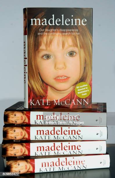 The newly published book 'Madeleine' about the disappearance in 2007 of Kate and Gerry McCann's daughter