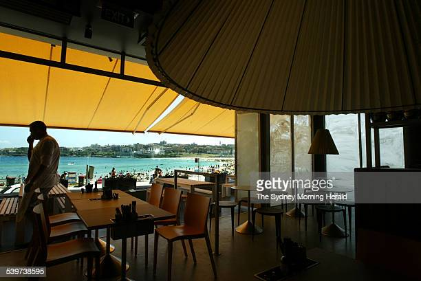 The newly renovated restaurant in the North Bondi RSL club formerly the failed Moorish restaurant 27 December 2005 SMH NEWS Picture by ANTHONY JOHNSON