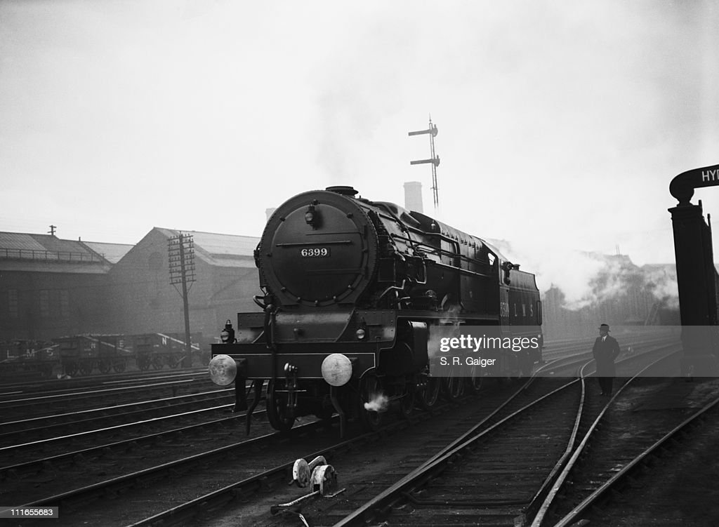 LMS 6399 Fury Pictures | Getty Images