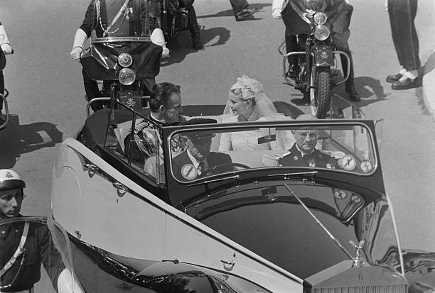 MCO: 19th April 1956 - Grace Kelly Marries Prince Rainier III of Monaco
