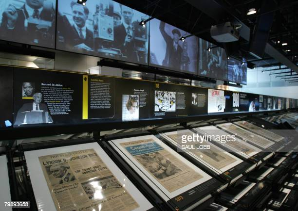 The News Corporation News History Gallery traces more than 500 years of news, centered around displays of historical newspaper front pages, at the...