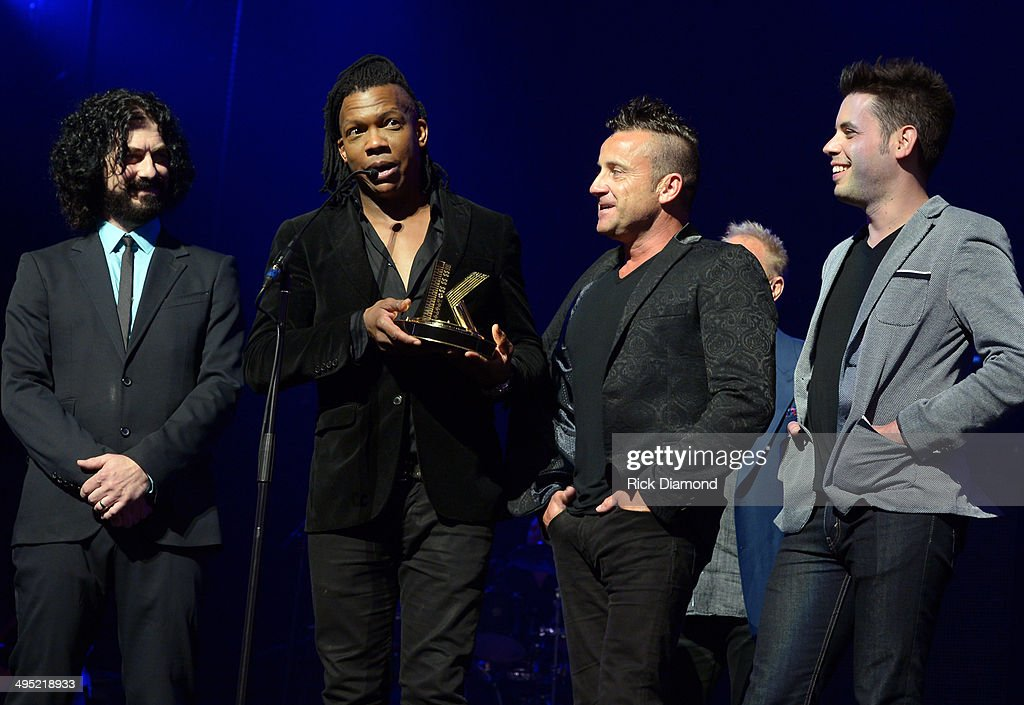 2nd Annual KLOVE Fan Awards at the Grand Ole Opry House - Show : News Photo