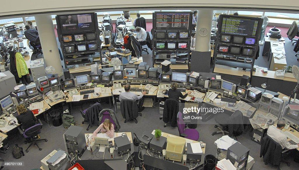 KTVA Newsroom Weather Center | KTVA-TV Newsroom & News Set | Pinterest
