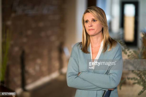 UNIT 'The Newsroom' Episode 1817 Pictured Bonnie Somerville as Heidi Sorenson