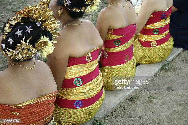CONTENT] The Ngusabe festival in Sukawati is renowned for its parade where villagers dress up in their Balinese brocade and gilded fineries in the...