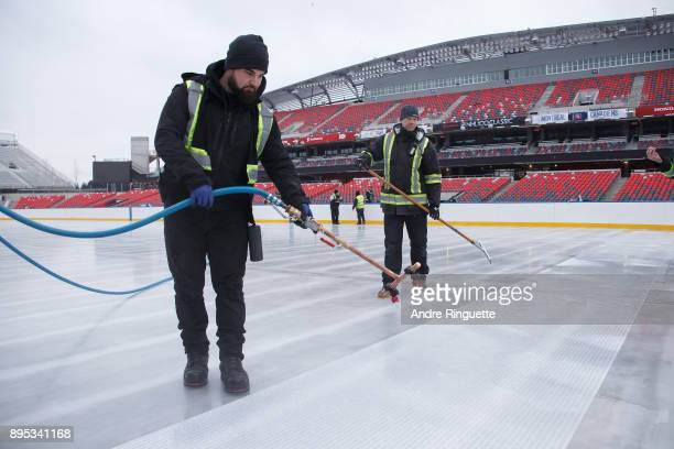 The NHL has frozen the names of every Scotiabank sponsored minor hockey team over the past decade into the ice This unique note commemorates...