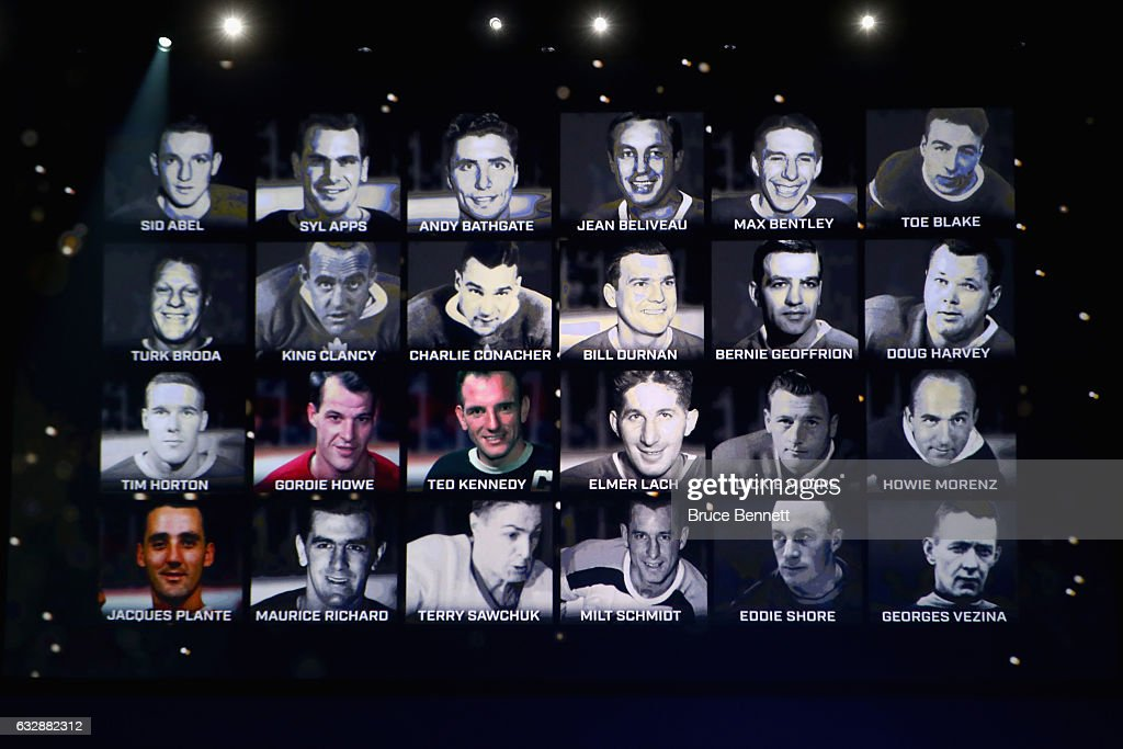 The NHL 100 presented by GEICO - Show : News Photo