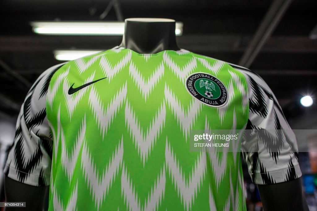 FBL-WC2018-NGR-FEATURE : News Photo