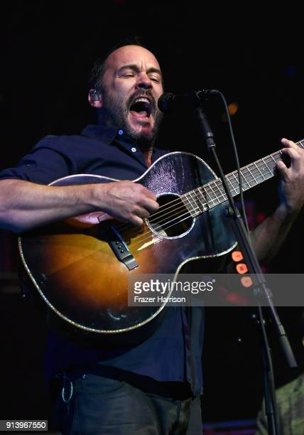 The Night Before Dave Matthews Band Presented by Entercom on February 3 2018 in St Paul Minnesota