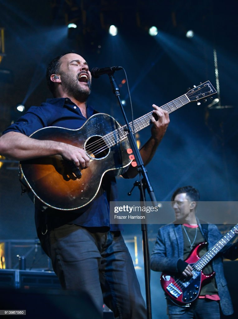 The Night Before Dave Matthews Band Presented by Entercom