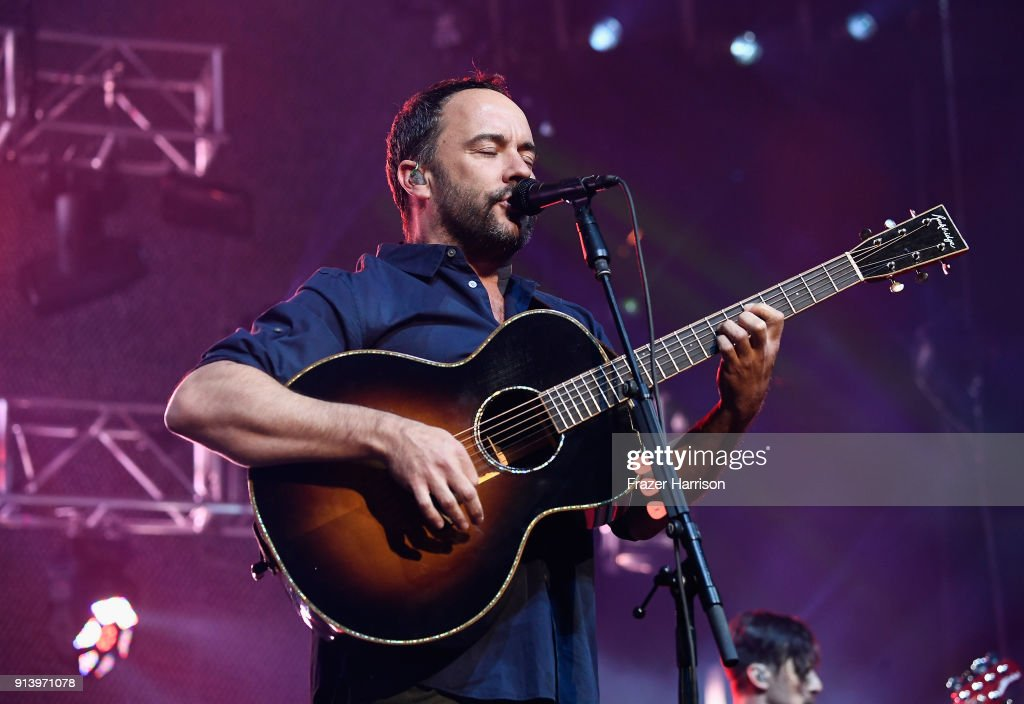 The Night Before Dave Matthews Band Presented by Entercom : News Photo