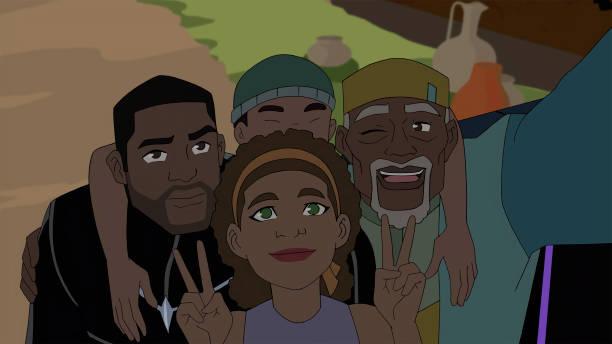 "CA: Disney XD's ""Marvel's Avengers: Black Panther's Quest"" - Season Five"