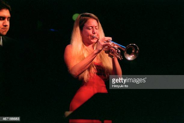 The Night of the Cookers The Music of Freddie Hubbard and Lee Morgan at the Kaplan Penthouse on Saturday night November 10 2001This imageAndrea...
