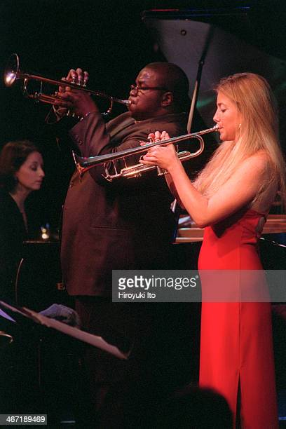 The Night of the Cookers The Music of Freddie Hubbard and Lee Morgan at the Kaplan Penthouse on Saturday night November 10 2001This imageJeremy Pelt...