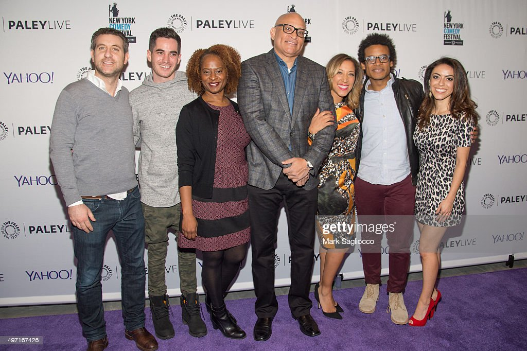 """The Paley Center For Media Presents: """"Keepin' It 100: An Evening With The Nightly Show With Larry Wilmore"""" : News Photo"""