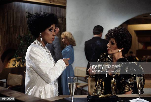 DYNASTY 'The Nightmare' 5/9/84 Diahann Carroll Joan Collins