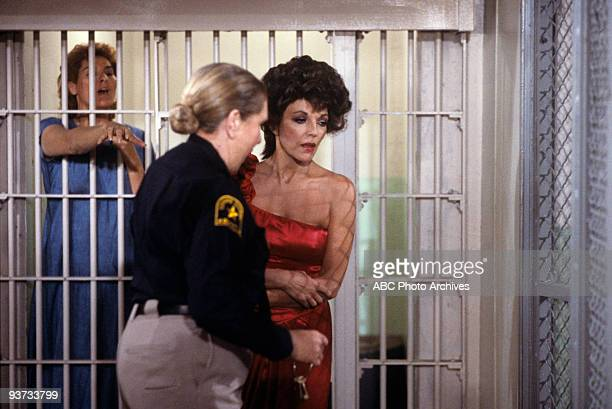 DYNASTY 'The Nightmare' 5/9/84 Joan Collins Extra