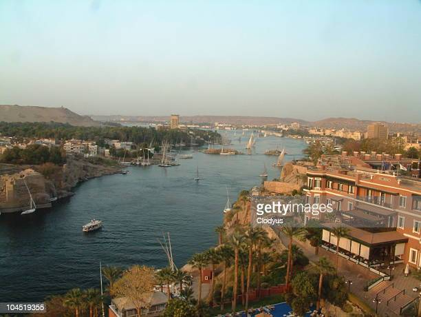 The Nile and Aswan