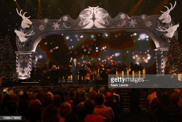 CHRISTMAS The ninth annual 'CMA Country Christmas' will air MONDAY DEC 10 on The ABC Television Network Iconic entertainer Reba McEntire who returns...