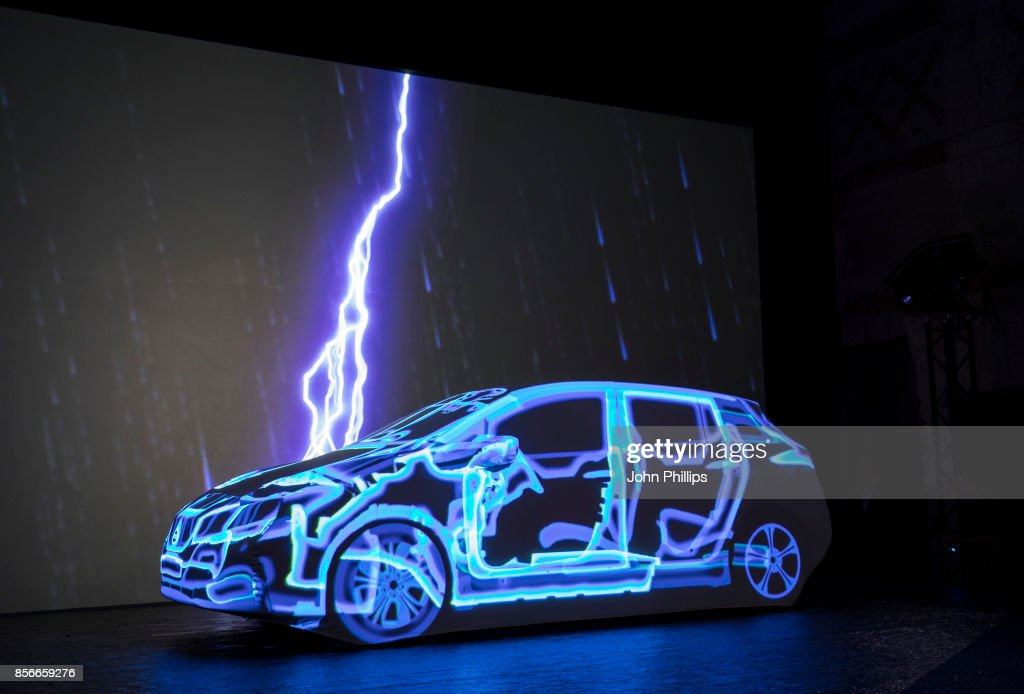 Nissan Futures 3 0 The Car And Beyond Photos And Images Getty