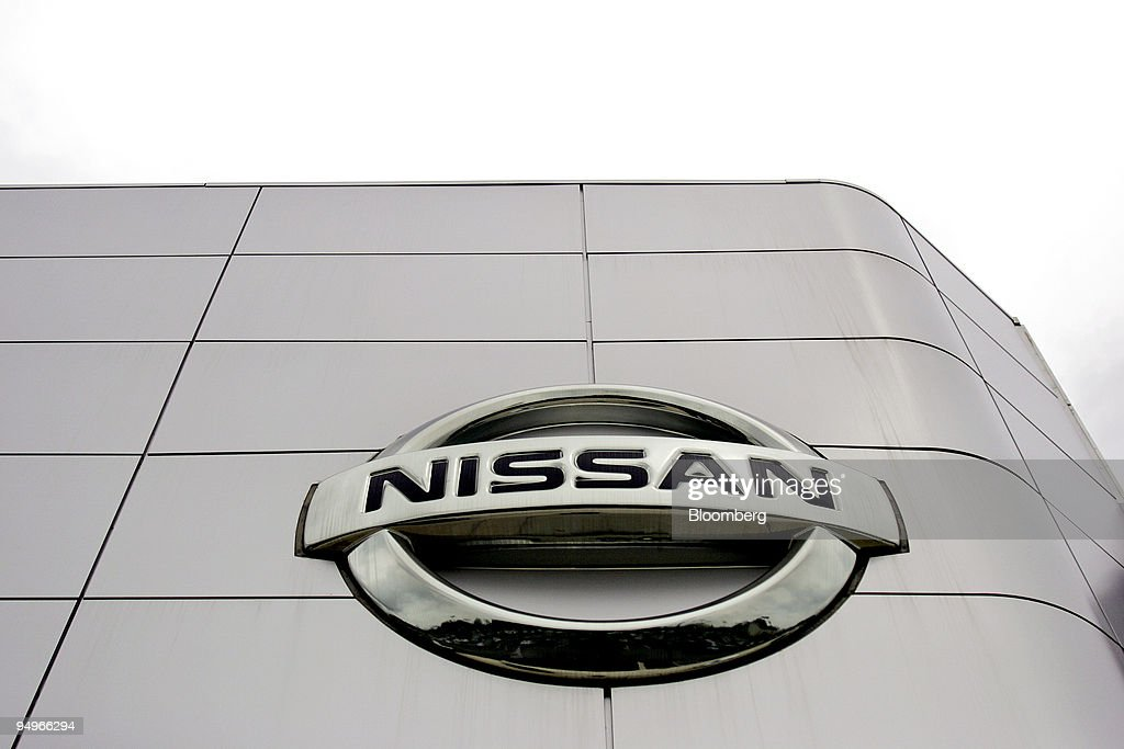 The Nissan Logo Is Displayed Outside Southern States Nissan