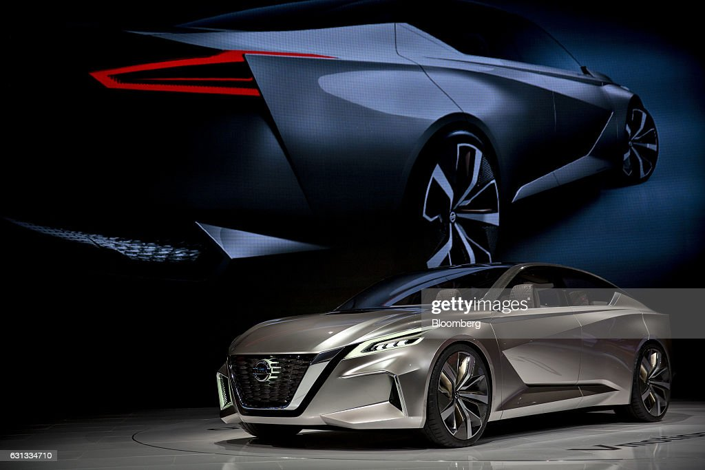 Inside The 2017 North American International Auto Show (NAIAS) : News Photo