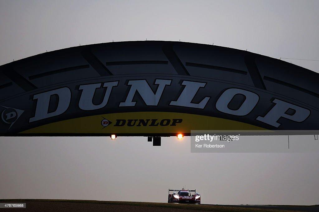 Le Mans 24 Hour Race - Qualifying : News Photo