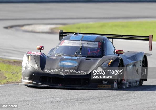 Konica Minolta Named Primary Sponsor of WTR Corvette DP