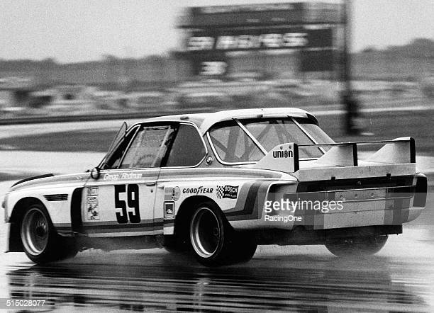 The No. 59 Brumos Racing BMW 3.5 CSL was co-driven to victory in the 1976 Rolex 24 At Daytona by Peter Gregg, Brian Redman and John Fitzpatrick. The...
