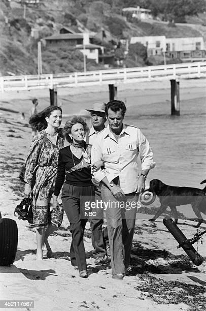 FILES The NoFault Affair Episode 609 Pictured Corinne Michaels as Linda Hassle Rita Moreno as Rita Capkovic Noah Beery Jr as Joseph 'Rocky' Rockford...
